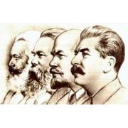 K. Marx, F. Engels, V. İ. Lenin, Y. V. Stalin